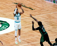 NBA: Charlotte Hornets at Boston Celtics