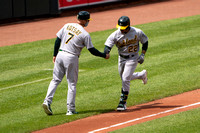 MLB: Oakland Athletics at Baltimore Orioles