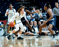 COLLEGE BASKETBALL: MAR 10 MAAC Conference Women's Tournament - Monmouth v Quinnipiac