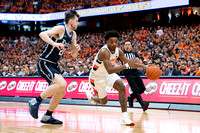 COLLEGE BASKETBALL: FEB 01 Duke at Syracuse
