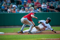 Spinners vs ValleyCats