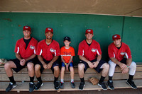 ValleyCats Majors Camp July, 17-19