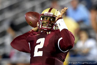 NCAA Football: Pittsburgh at Boston College