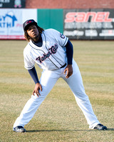 Rumble Ponies vs Fisher Cats - 4/18/2018