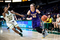 UAlbany vs Siena Women - 12/9/2017