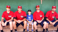 2014-07-17 ValleyCats Academy Majors Camp